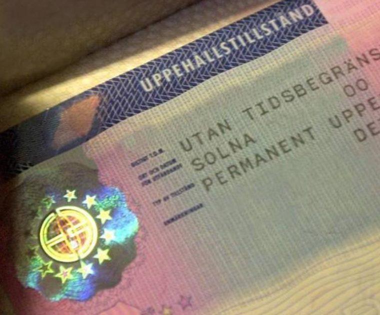 Uppehållstillstånd på grund av Anknytning i Sverige | HI Law Firm
