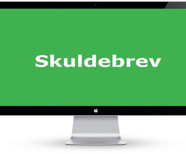 Skuldebrev | HI Law Firm